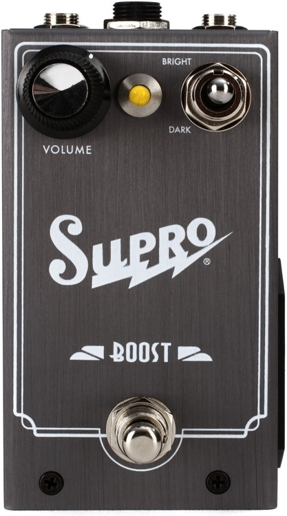 Supro Boost Pedal image 1