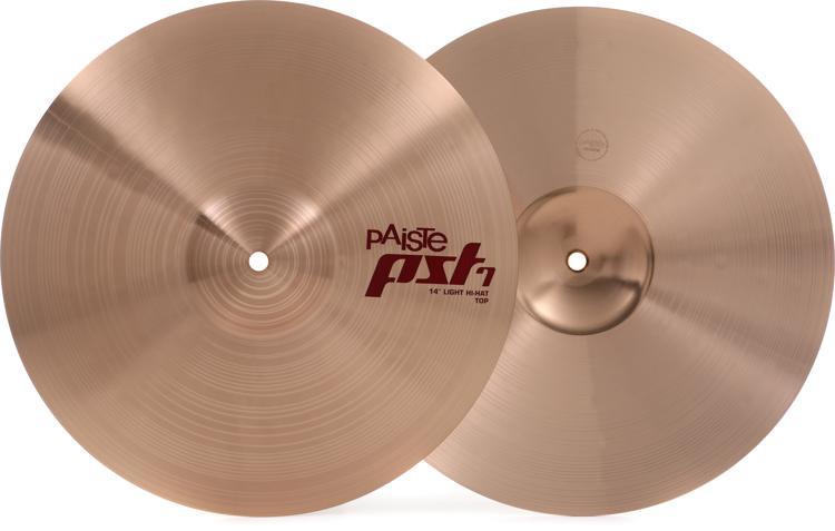Paiste PST 7 Light Hi-Hats - 14