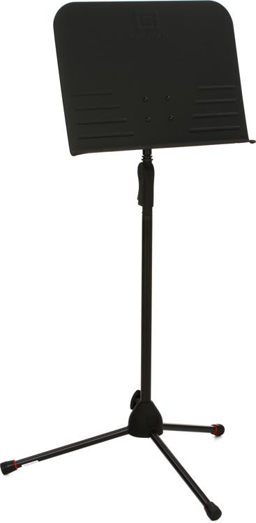 Gator Frameworks GFW-MUS-2000 Deluxe Tripod Style Sheet Music Stand image 1