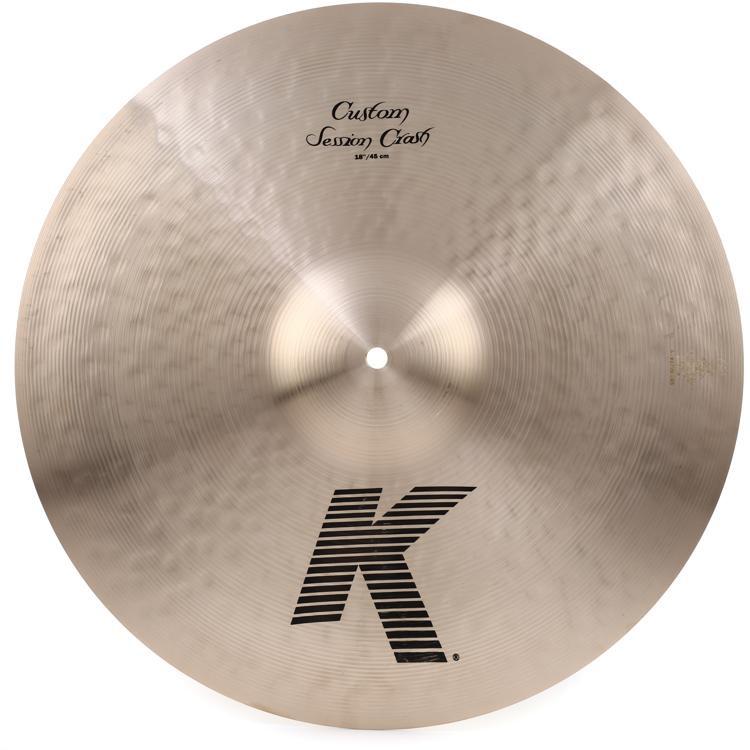 Zildjian K Custom Session Crash - 18
