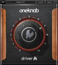 Waves OneKnob Driver Plug-in