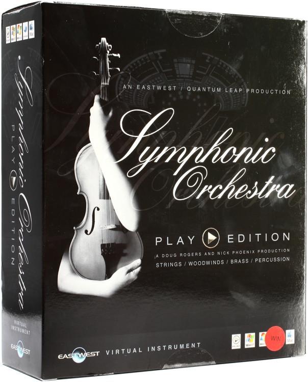 EastWest / Quantum Leap Symphonic Orchestra - Platinum Complete Plus Edition (Windows) image 1