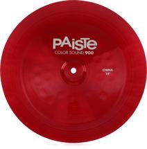 "Paiste 900 Series Colorsound China - 14""- Red"