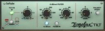 Softube Tonelux Tilt EQ Plug-in