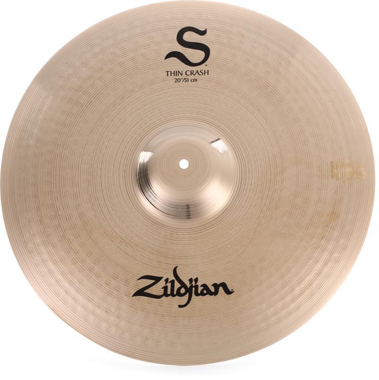 Zildjian S Series Thin Crash Cymbal - 20