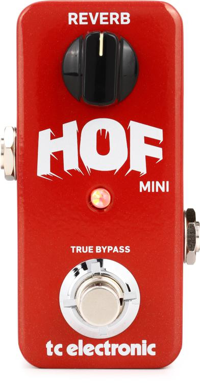 TC Electronic Hall of Fame Mini Reverb Pedal image 1