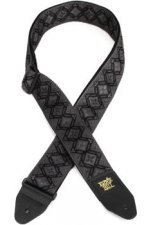 Ernie Ball Polypro Strap - Regal Black