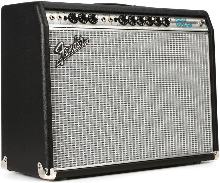 Fender \'68 Custom Vibrolux Reverb 35-watt 2x10