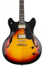 Peavey JF-1 Hollowbody - Sunburst