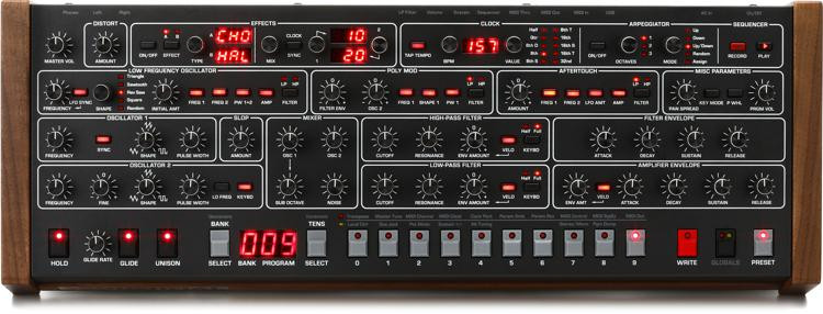 Sequential Prophet-6 Module 6-voice Polyphonic Analog Synthesizer image 1
