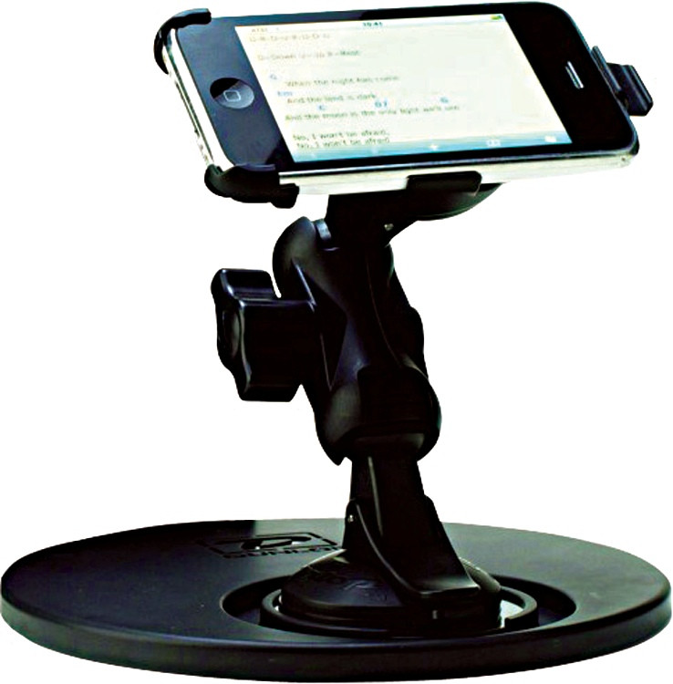 Dunlop D65 iPhone & iPod Touch Holder for Guitar image 1