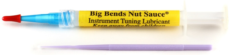 Big Bends Nut Sauce in Groove Luber 1.5cc Tuning Lubricant image 1