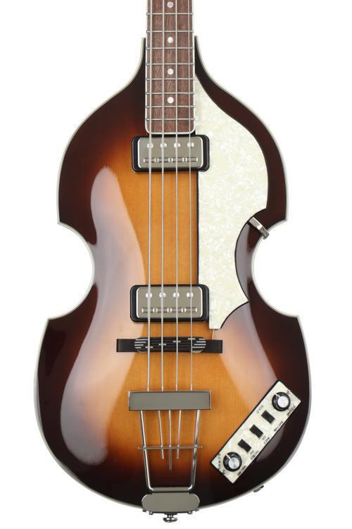Hofner Contemporary Violin Bass - Sunburst image 1