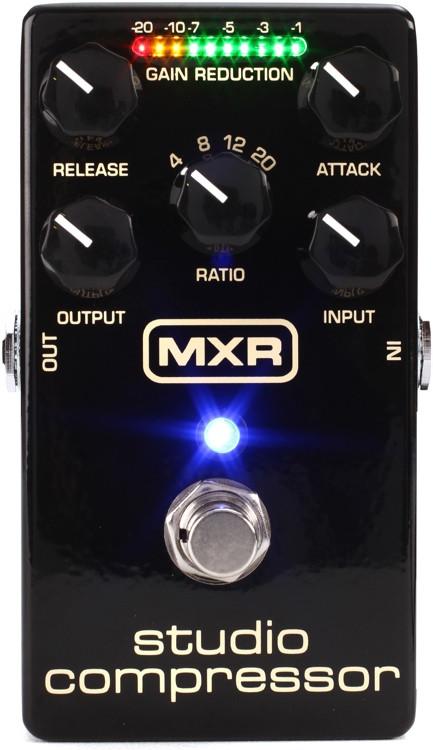 MXR M76 Studio Compressor Pedal image 1