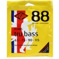 Rotosound RS88S Tru Bass 88 Black Nylon Tapewound Short Scale Bass Strings