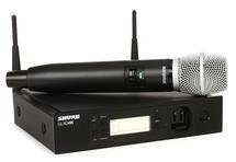 Shure GLXD Advanced Wireless Handheld System - SM86 Handheld
