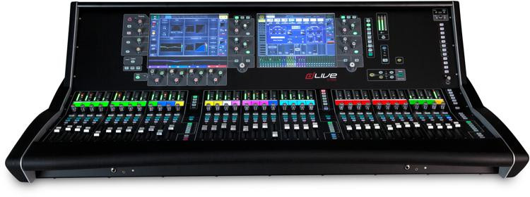 Allen & Heath dLive S7000 Control Surface for MixRack image 1