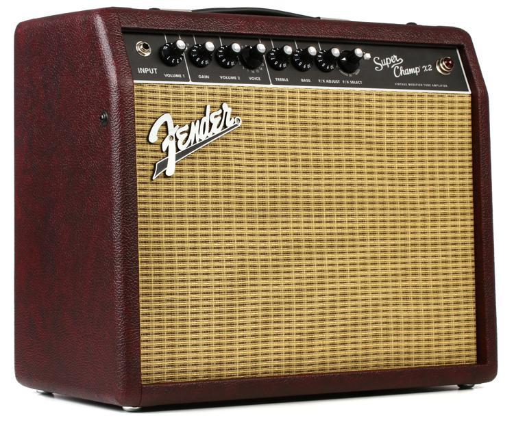 Fender Super Champ X2 FSR 15-watt 1x10