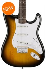 Squier Bullet Strat HT - Brown Sunburst
