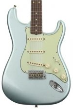 Fender Custom Shop Limited '59 Special Stratocaster Journeyman Relic - Aged Firemist Silver