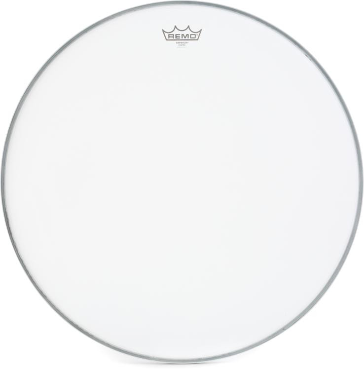 Remo Coated Emperor Bass Drum Head - 22