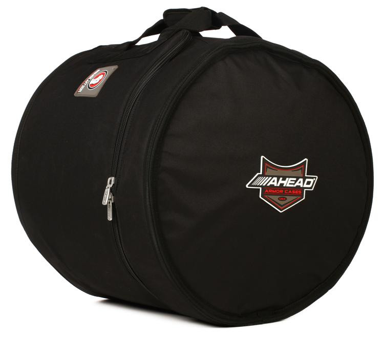 Ahead armor cases floor tom bag 16 x 16 sweetwater for 16 x 12 floor tom