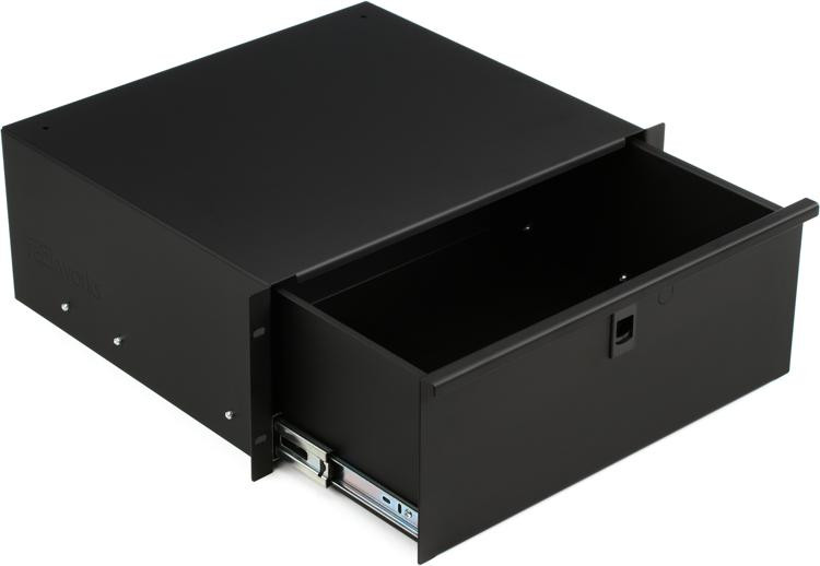 Gator GRW-DRW4 - Standard Rack Drawer; 4U image 1