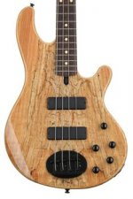 Lakland Skyline 44-01 Deluxe - 44-01 Spalted, Rosewood