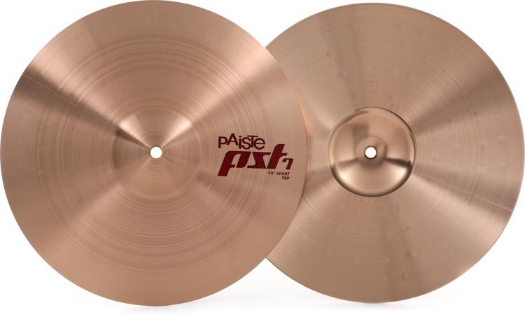 Paiste PST 7 Hi-Hats - 14