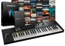 Native Instruments Komplete Kontrol S49 with Upgrade to Komplete 11