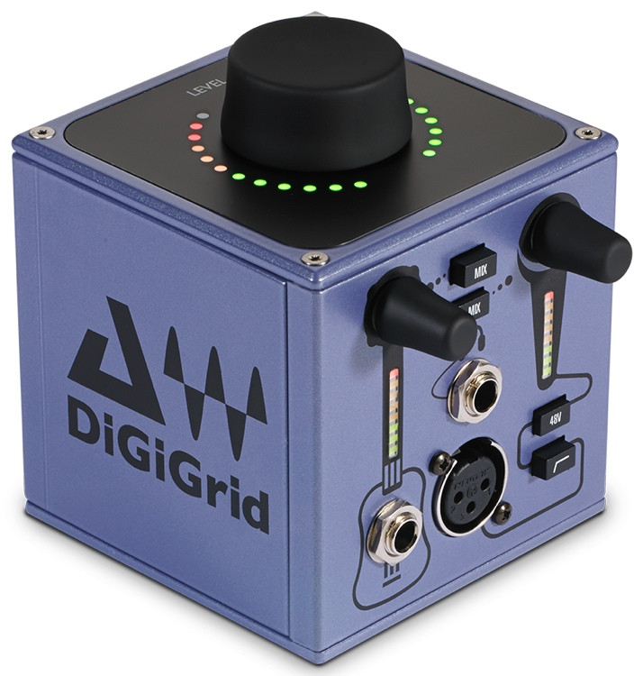 DiGiGrid M Cube - Ethernet Recording Interface image 1