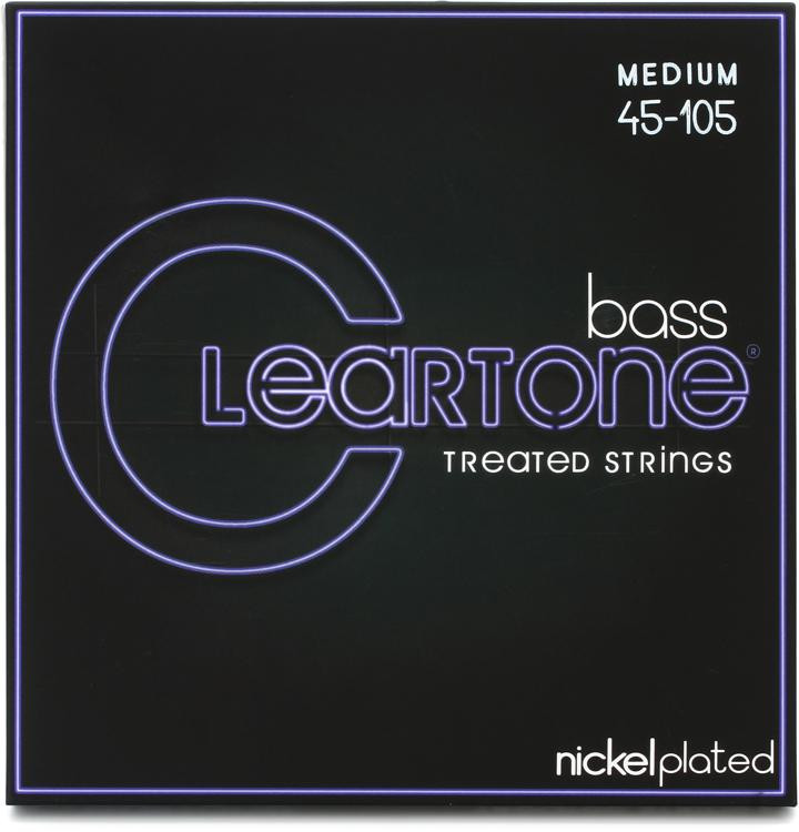 Cleartone 6445 EMP Treated Medium Bass Strings image 1