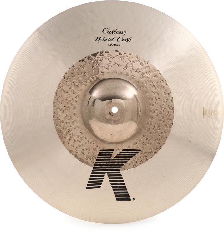 Zildjian K Custom Hybrid Crash - 19