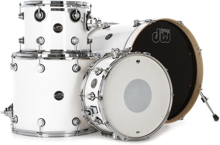 DW Performance Series 4-piece Shell Pack with Snare - 20