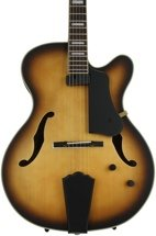 Washburn J600 Jazz Electric - Vintage Matte finish
