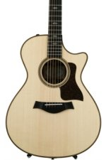 Taylor 712ce - Rosewood back and sides