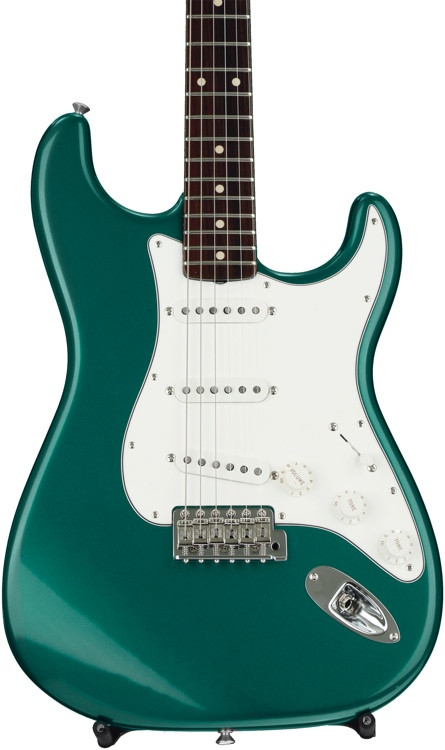 Fender Custom Shop Postmodern Stratocaster Closet Classic - British Racing Green image 1