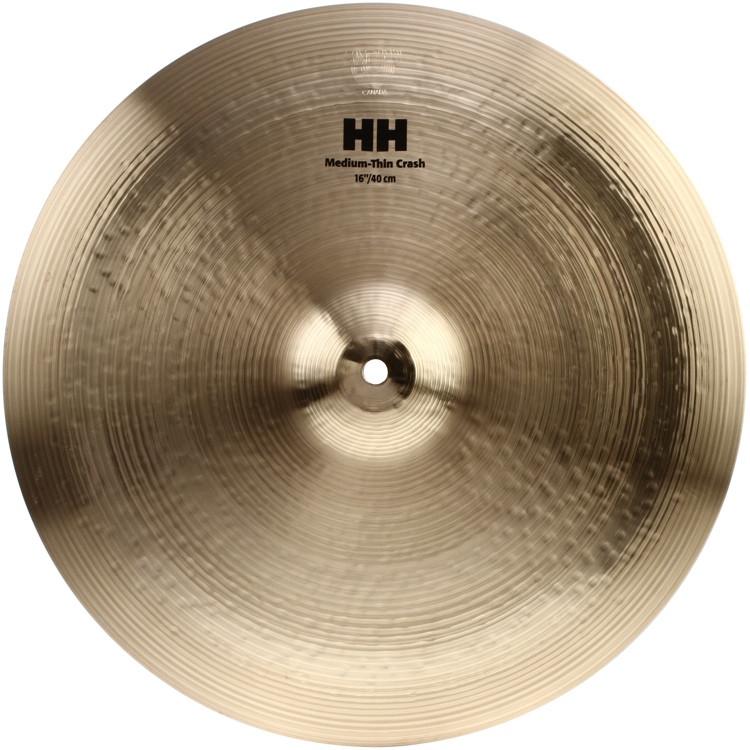 Sabian HH Series Medium Thin Crash - 16