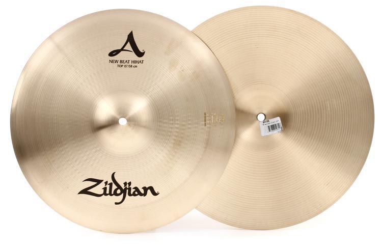 Zildjian A Series New Beat Hi-hat - 15