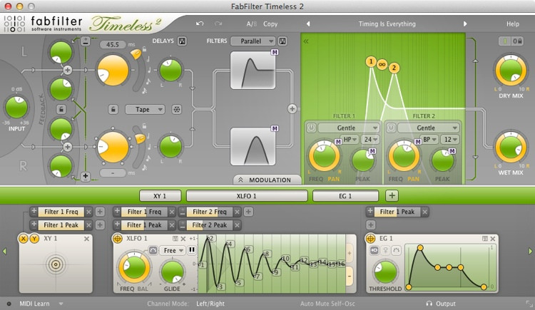 FabFilter Timeless 2 Plug-in image 1
