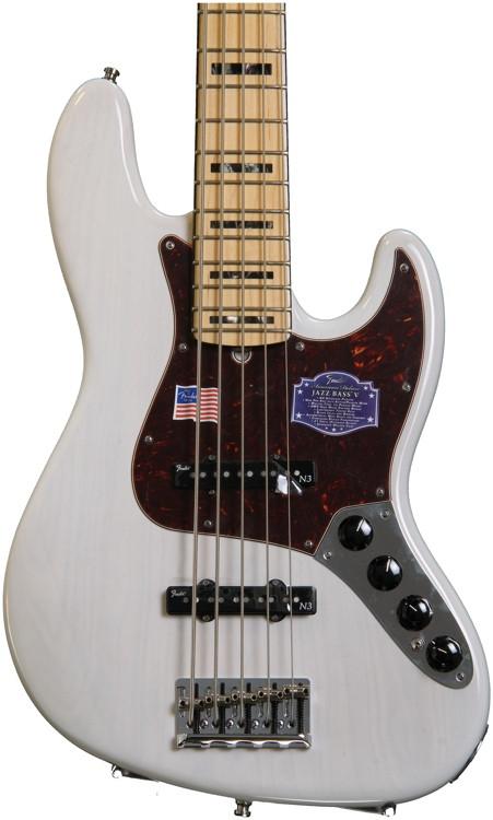 Fender American Deluxe J Bass V