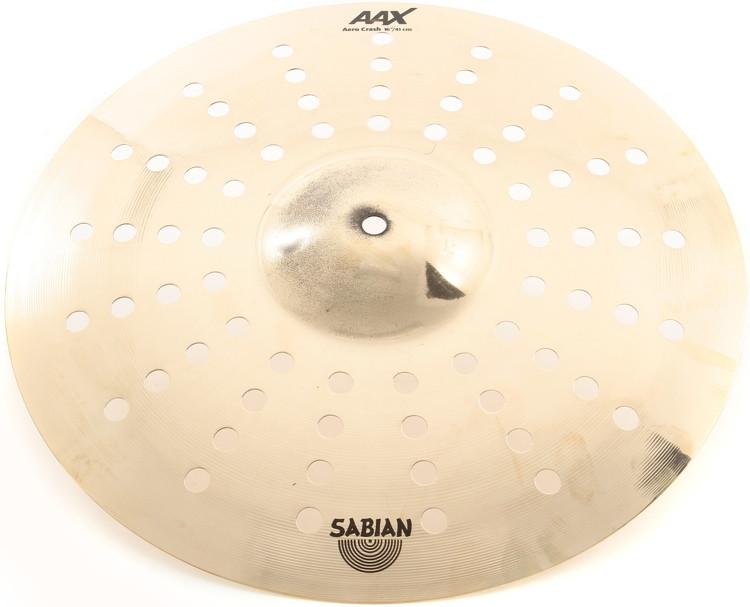 Sabian AAX Aero Crash - 16