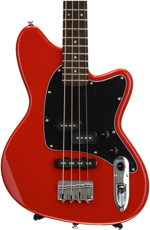 Ibanez TMB30 Talman - Coral Red image 1