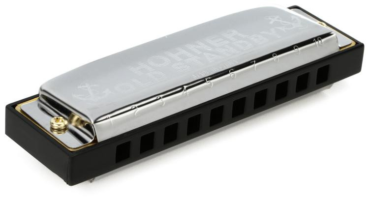 Hohner Old Standby - Key of C image 1
