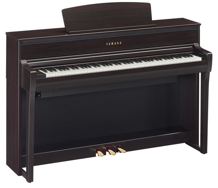 Yamaha clavinova clp 675 rosewood sweetwater for Yamaha clavinova clp 260 review