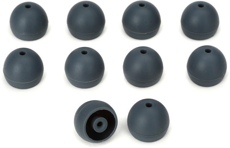 Shure EASFX1-10L - Gray Soft Flex, Large, 5 pair image 1