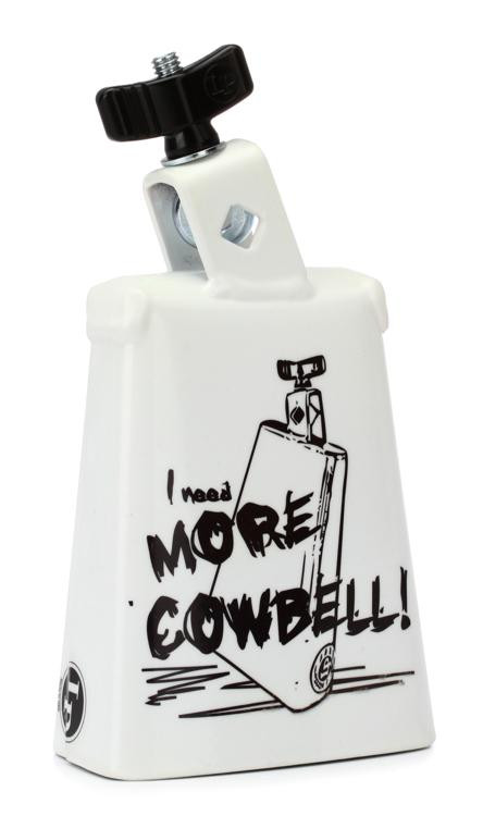 Latin Percussion Collect-a-Bell Black Beauty - More Cowbell image 1