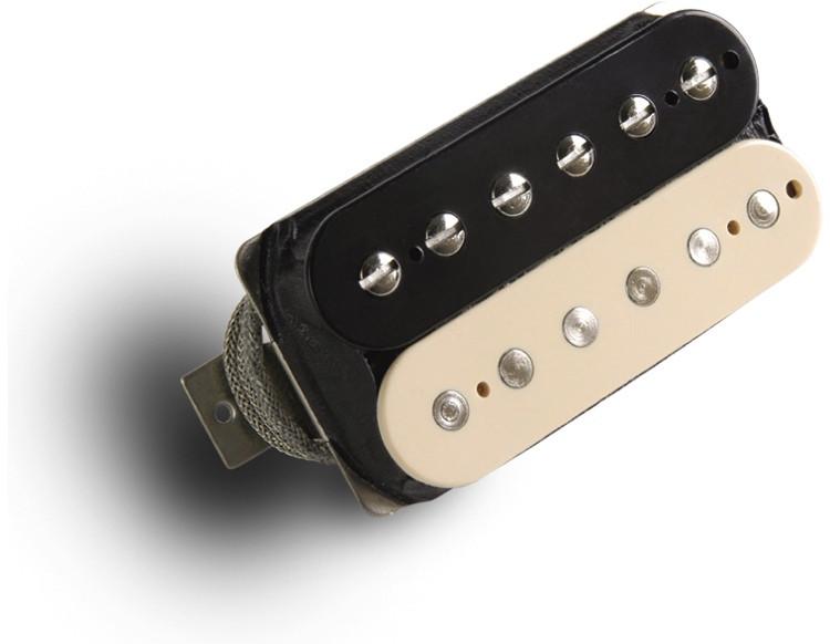 Gibson Accessories Burstbucker Type 2 Pickup - Zebra, Neck or Bridge, 2-Conductor image 1