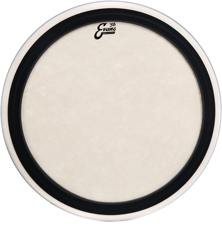 Evans EMAD Calftone Bass Drumhead - 24