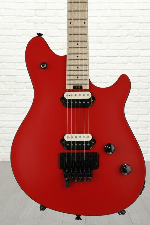 EVH Wolfgang Special - Satin Red